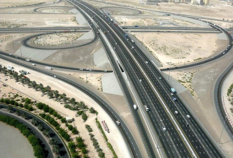 E 311 road (United Arab Emirates)