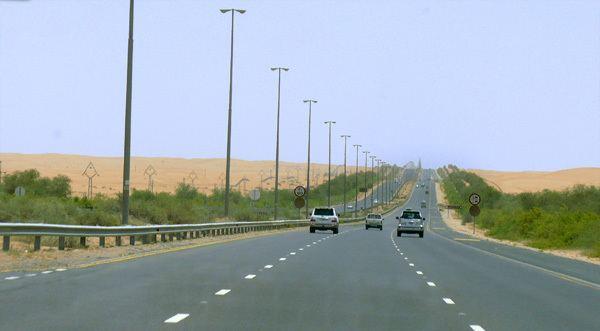E 66 road (United Arab Emirates)