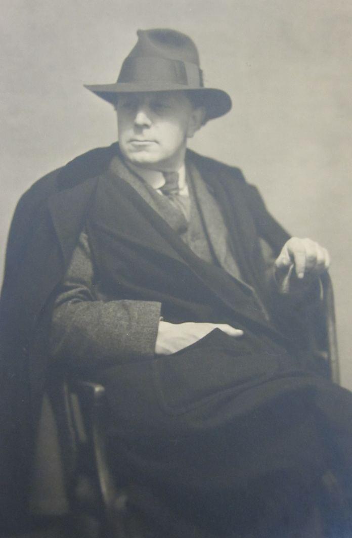 E. A. Taylor Jessie M King E A Taylor photo collection University of Glasgow