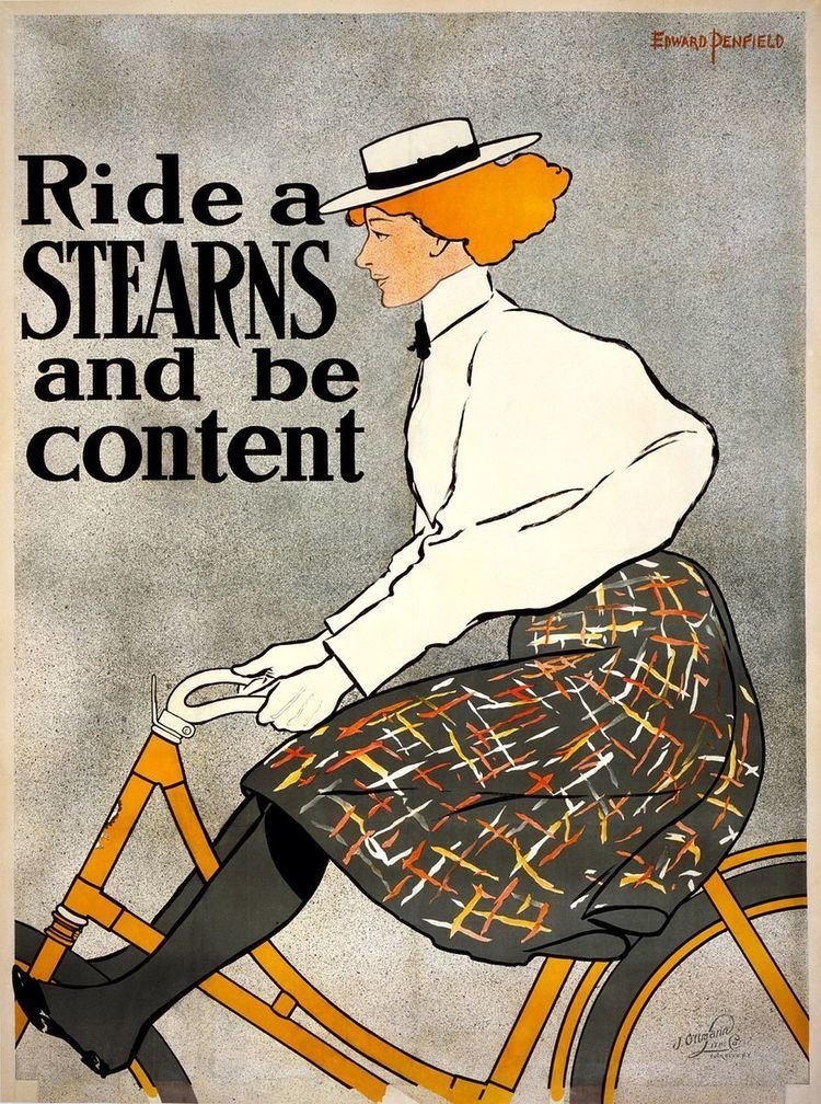 E. C. Stearns Bicycle Agency