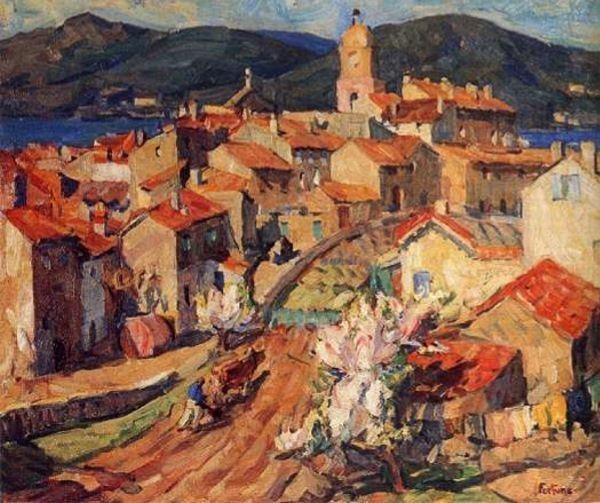 E. Charlton Fortune E Charlton Fortune Saint Tropez