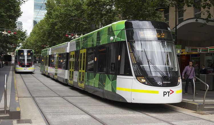 E-class Melbourne tram