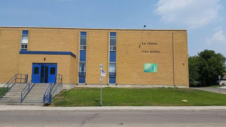 E. D. Feehan Catholic High School