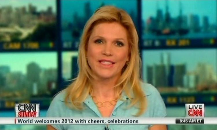 E. D. Hill Conservative Analystquot ED Hill Anchors CNN39s Straight