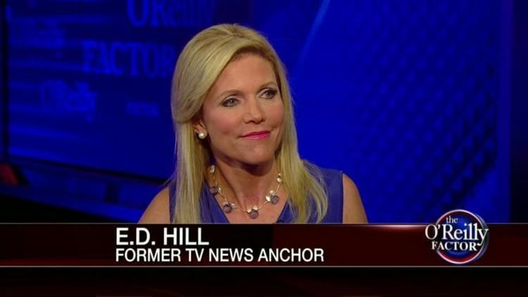 E. D. Hill ED Hill Fox News Insider