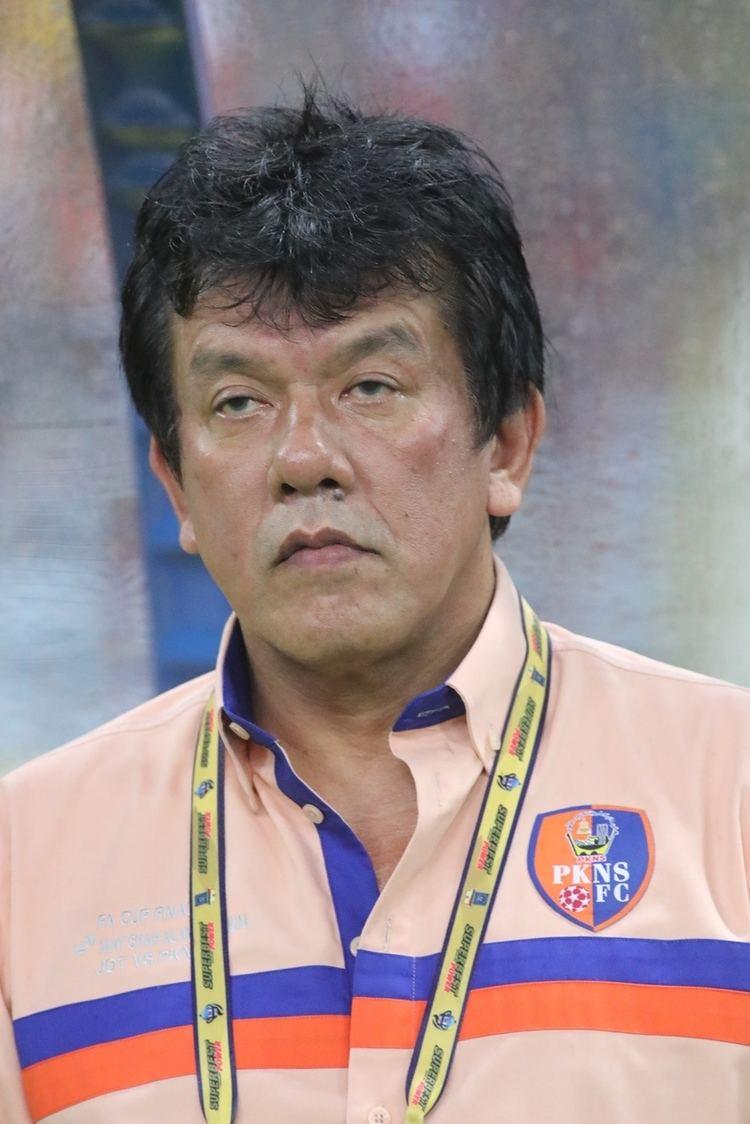 E. Elavarasan Elavarasan kekal terajui PKNS FC BOLA SEPAK News Stadium Astro