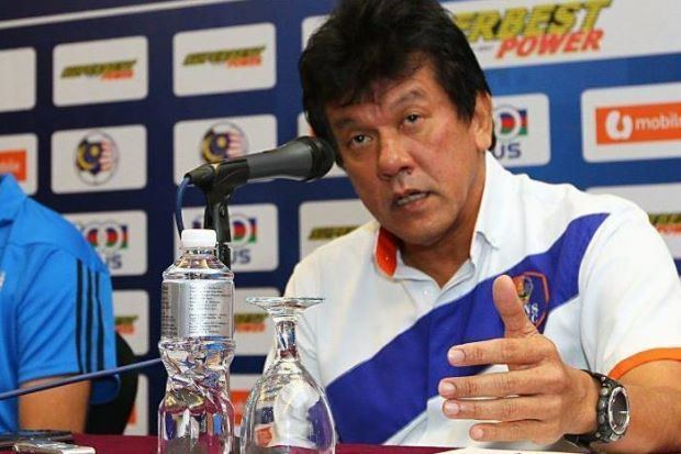 E. Elavarasan Football Coach Elavarasan confident PKNS will get it right The