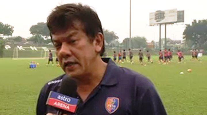 E. Elavarasan Diplomatic Elavarasan on PKNS FC SPORTS247MY The Ultimate