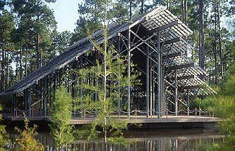 E. Fay Jones ArchitectureWeek 20040915
