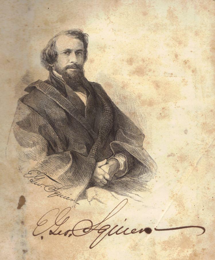 E. G. Squier E G Squier Wikipedia