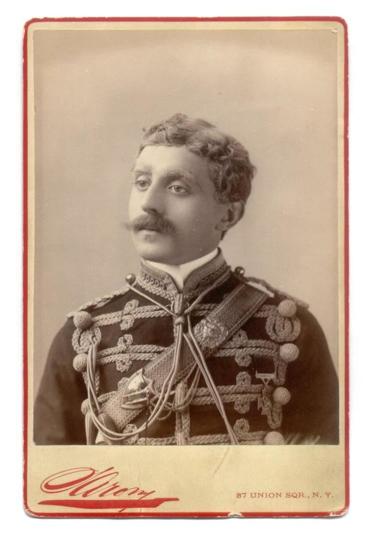 E. H. Sothern Soldiers of the Queen Actor E H Sothern as Captain Gregory