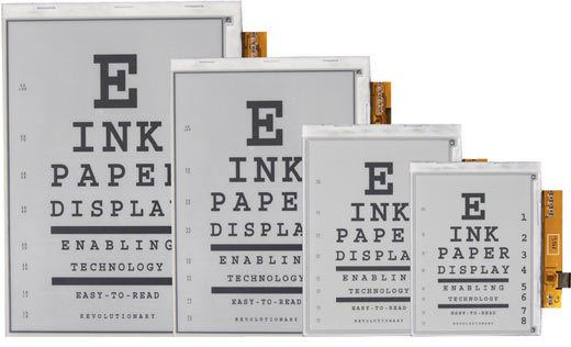E Ink Thanks to Apple Eink Reports Profits Up Last Quarter The Digital
