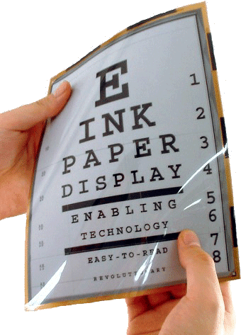 E Ink Everything about electronic books reading EInk Technology