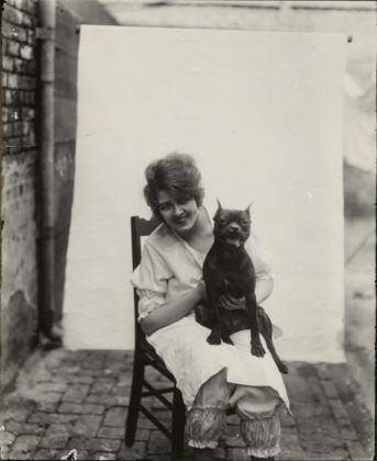 Historic Photo Print New Orleans Storyville Prostitute #3 by E.J LA Bellocq