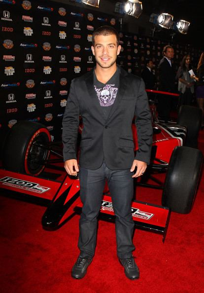 E. J. Viso E J Viso Photos IZOD IndyCar Series Party To Celebrate