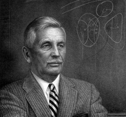 E. K. Hunt Harold Saxon Burr 18891973 E K Hunt Professor of Openi