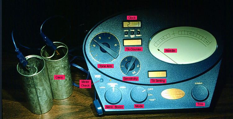 E-meter Secrets of Scientology The EMeter