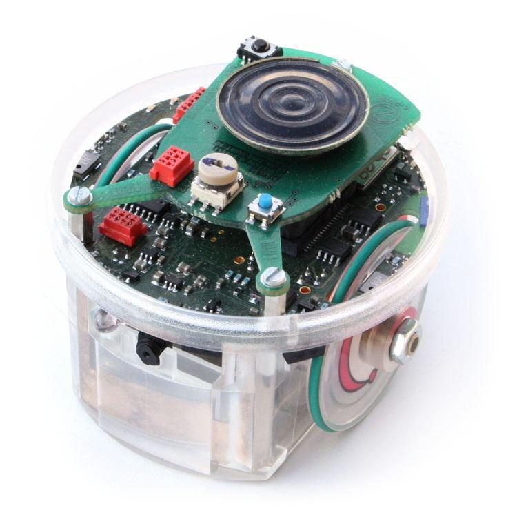 E-puck mobile robot