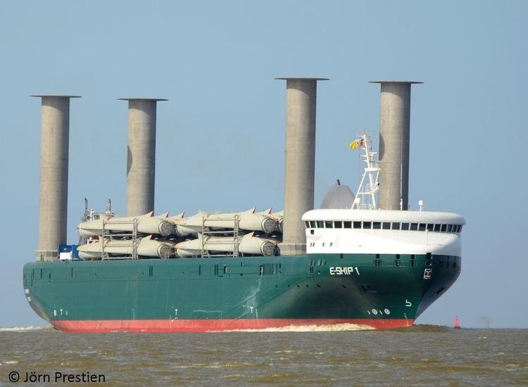 E-Ship 1 ESHIP I IMO 9417141 Callsign DGFN2 ShipSpottingcom Ship