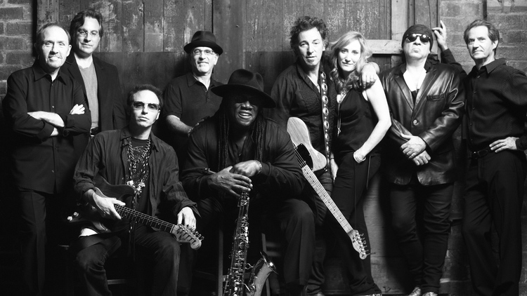 E Street Band Bruce Springsteen amp The E Street Band Music fanart fanarttv