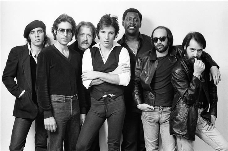 E Street Band Bruce Springsteen and the E Street Band Frank Stefanko