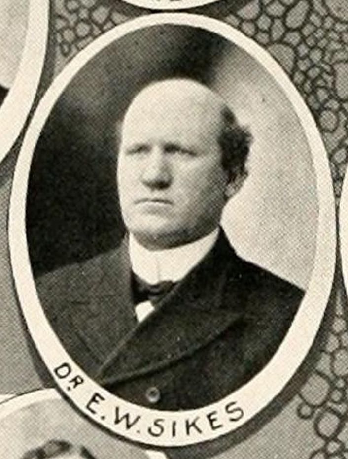 E. Walter Sikes