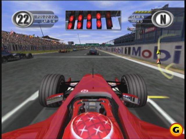 EA Sports F1 2001 F1 2001 GameSpot