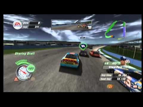 EA Sports NASCAR series httpsiytimgcomvikQZBc2wSNO4hqdefaultjpg