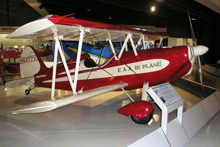 EAA Biplane EAA Biplane A1 specifications and photos