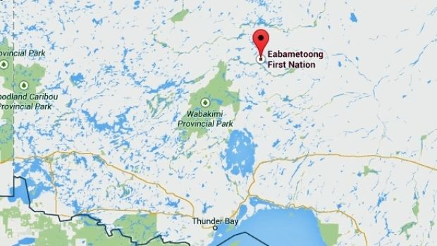 Eabametoong First Nation Eabametoong First Nation to get new police detachment Thunder Bay