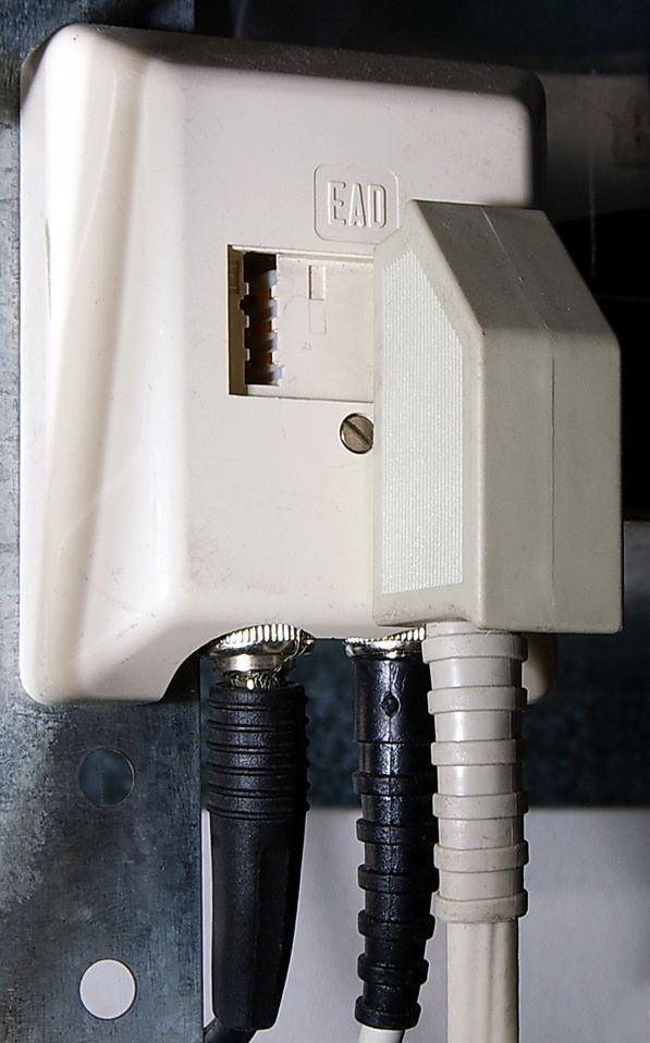 EAD socket