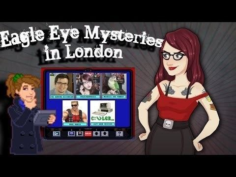Eagle Eye Mysteries Eagle Eye Mysteries in London An Interactive Mystery Review YouTube