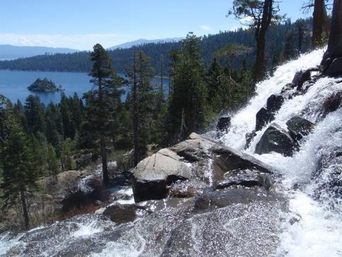 Eagle Falls Trailhead Eagle Falls amp Eagle Lake Trail Go Tahoe North