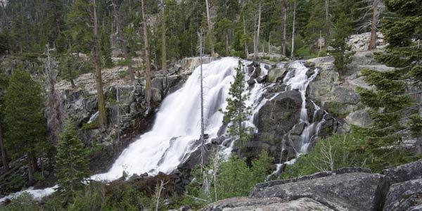 Eagle Falls Trailhead Eagle Falls Trail Lake Tahoe