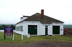 Eagle Harbor Coast Guard Station Boathouse httpsuploadwikimediaorgwikipediacommonsthu