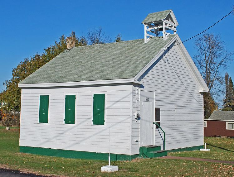 Eagle Harbor Schoolhouse