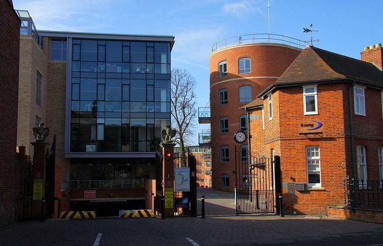 Eagle Ironworks, Oxford