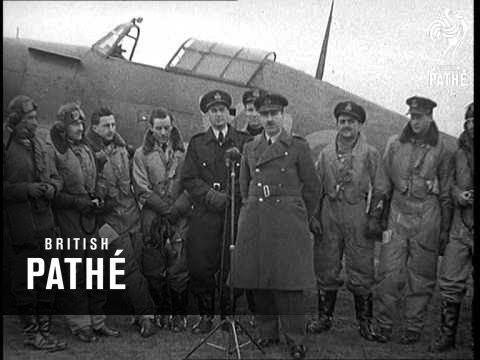 Eagle Squadron (film) The Eagle Squadron 1941 YouTube