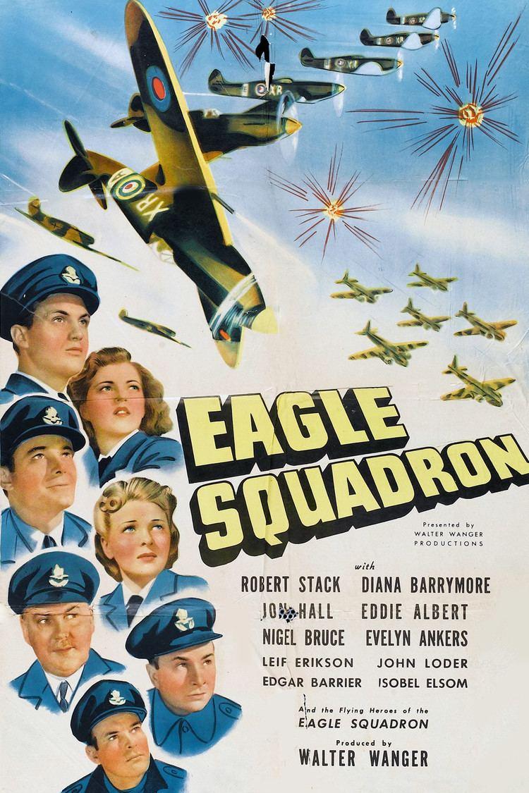 Eagle Squadron (film) wwwgstaticcomtvthumbmovieposters37738p37738