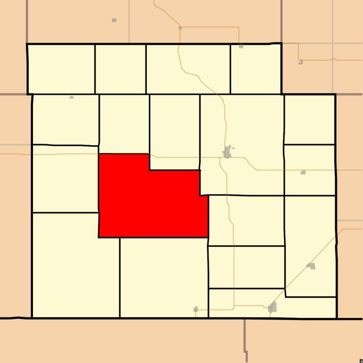 Eagle Township, Barber County, Kansas