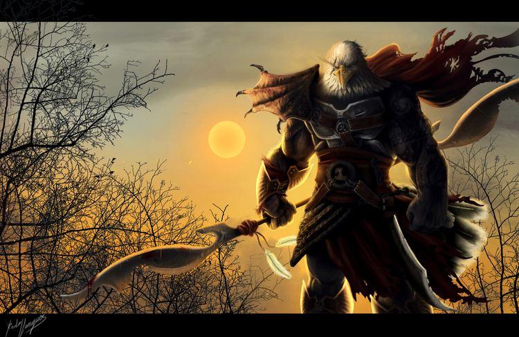 Eagle warrior Eagle Warrior by IFANGUER on DeviantArt