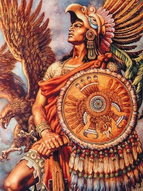 Eagle warrior 1000 images about Aztec Eagle Warrior on Pinterest Statue of