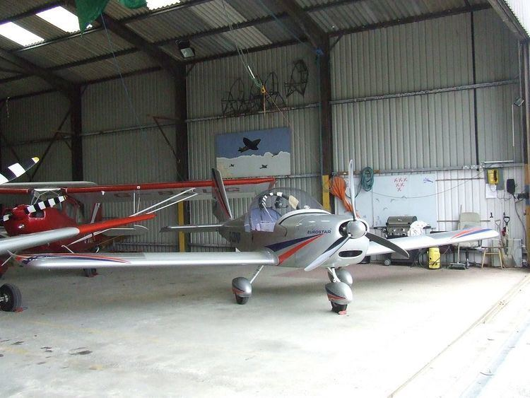 Eaglescott Airfield