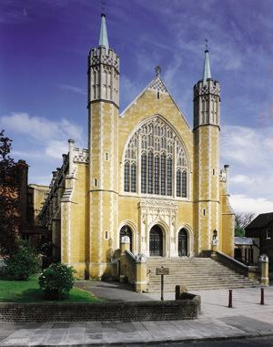 Ealing Abbey St Benedict39s Abbey Choir Contact Us