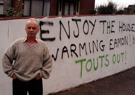 Eamon Collins Eamon Collins murder arrests Belfast Newsletter