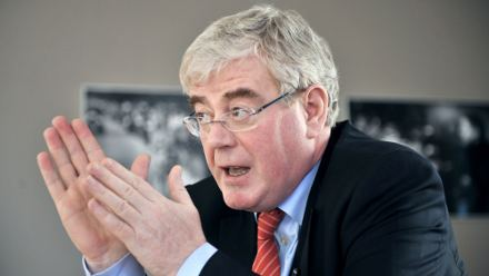 Eamon Gilmore Eamon Gilmore at the helm of the OSCE RT News