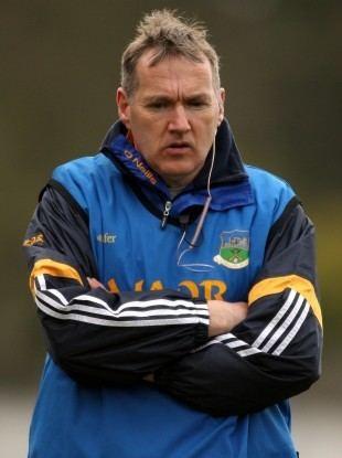 Eamon O'Shea The lowdown on Tipperary boss Eamon O39Shea The42