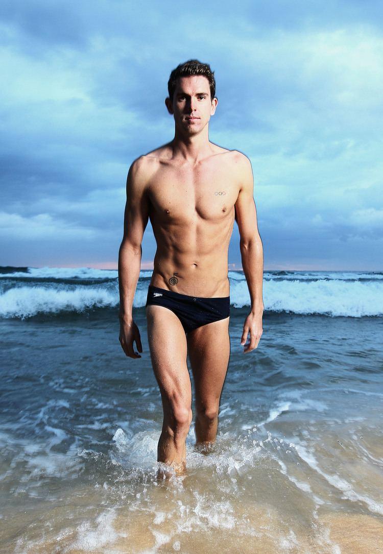 Eamon Sullivan Eamon Sullivan One Month to Go Until the London Olympics