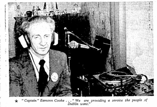 Eamonn Cooke Eamonn Cooke archive mentions shootings threats and firebomb