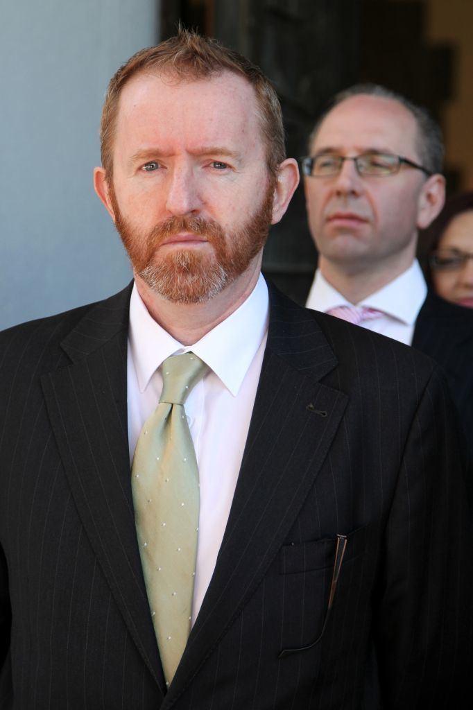 Eamonn McKee IsraeliPalestinian deal is 39inevitable39 says Irish envoy